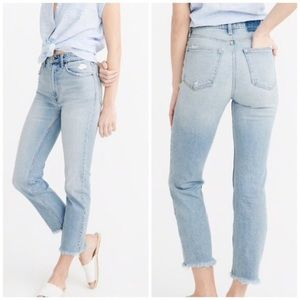 Abercrombie&Fitch Zoe Natural Rise Straight Jeans